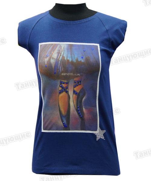 0c1e7f22549a Тренировочные футболки для гимнастики и танцев — Одежда для ...