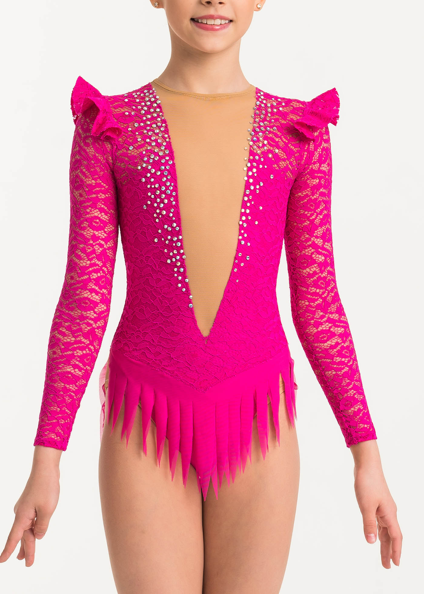 14f6d79eb3abe Готовые купальники для художественной гимнастики — купить недорого в ...